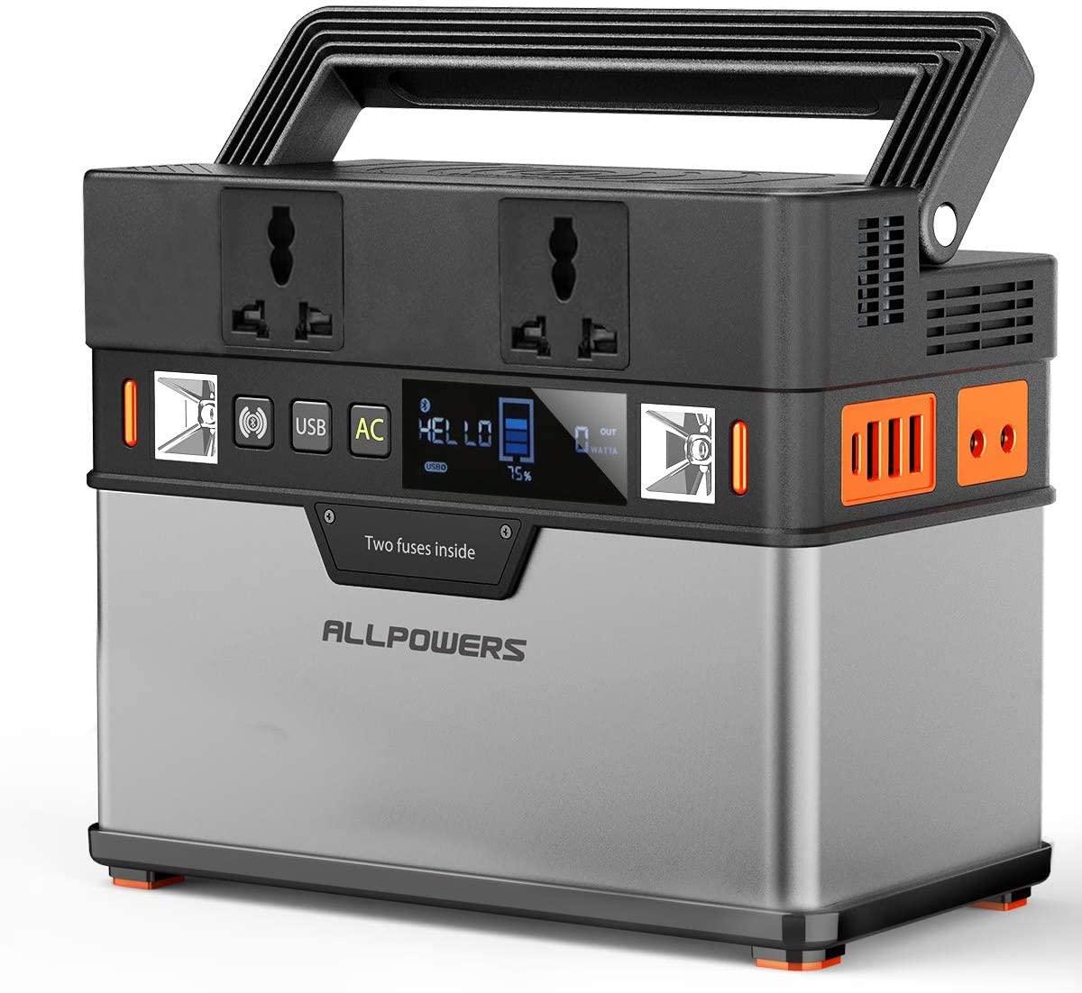 ALLPOWERS Portable Generator
