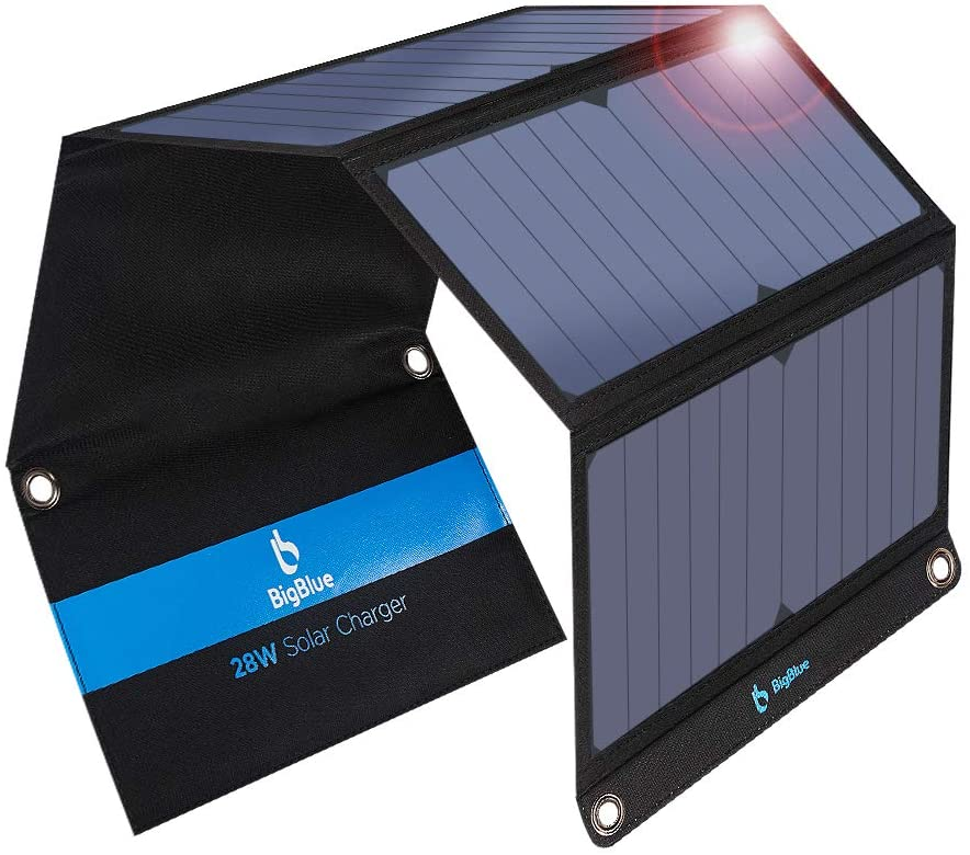 BigBlue Outdoor Solar Charger