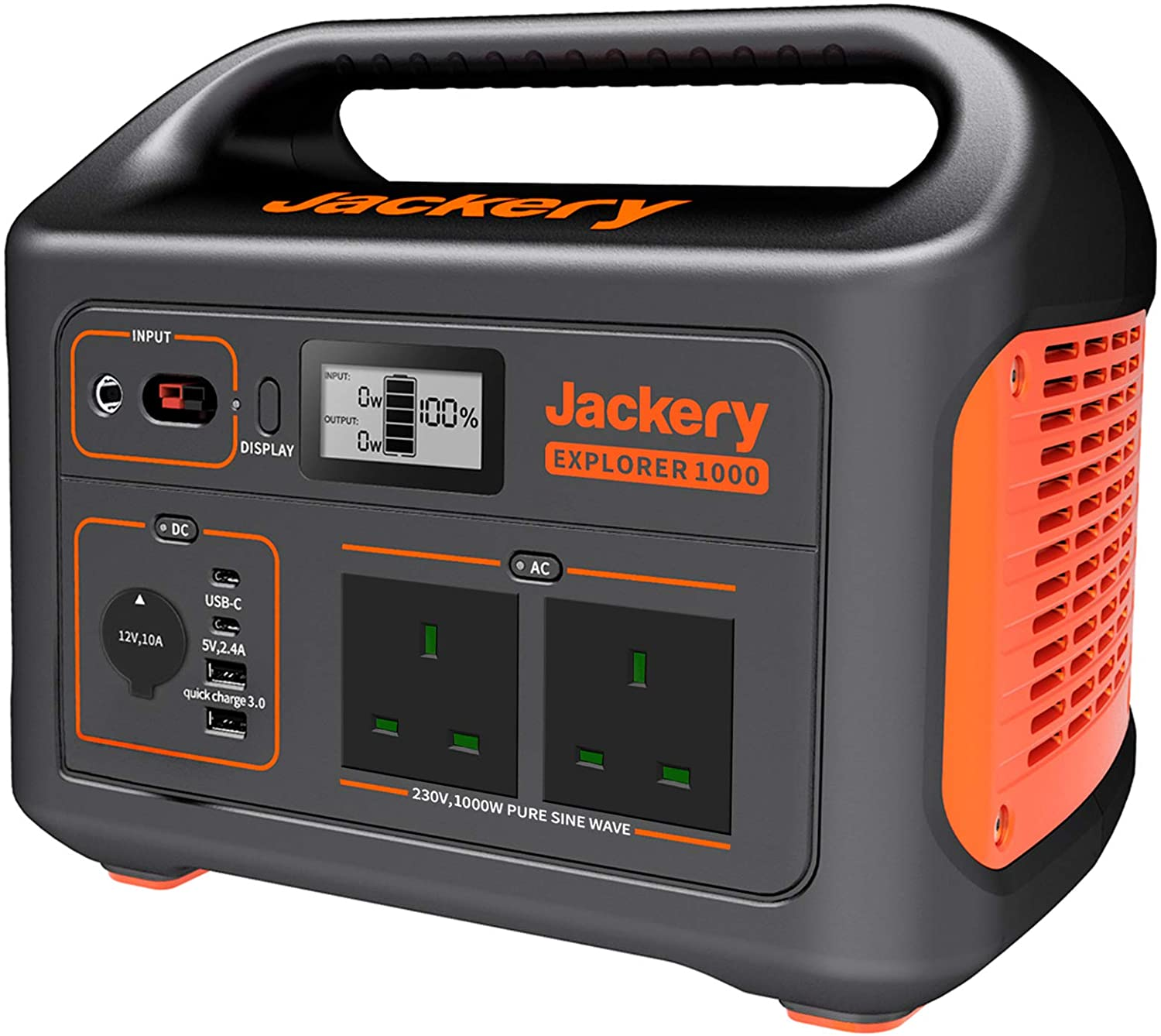 Jackery Portable Power Station 1002Wh