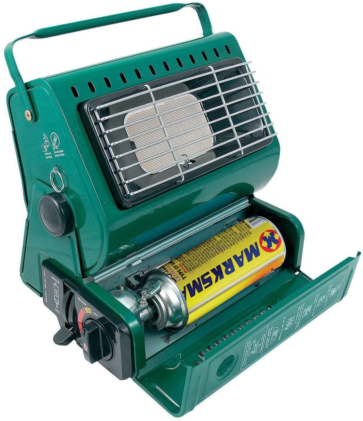 Isss Portable Gas Heater