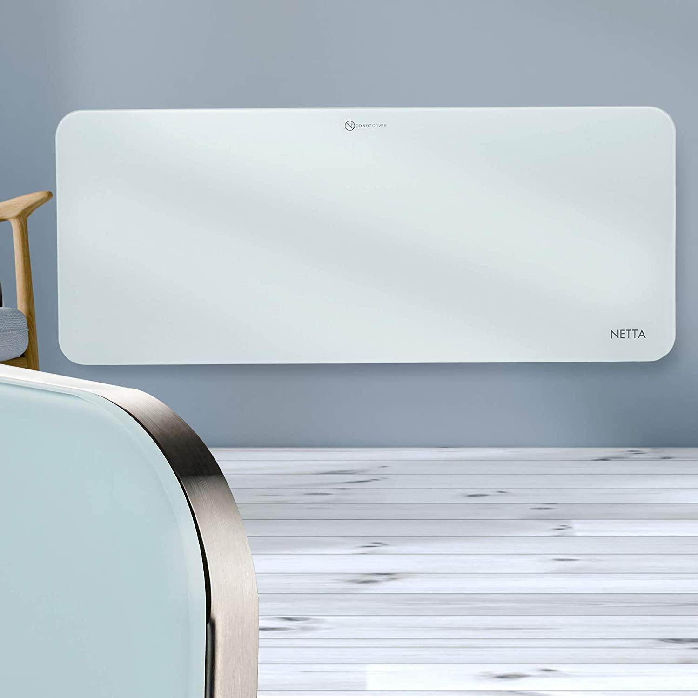 NETTA Wall Mounted Electric Heater