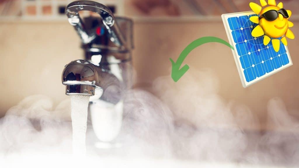 Solar Water Heater UK